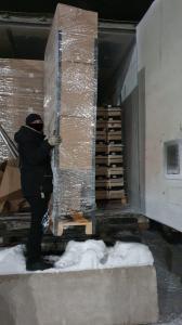 Смоленские таможенники задержали более 100 тонн фруктов из списка продуктового эмбарго