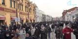 Несанкционированный митинг в Иркутске прошел без инцидентов
