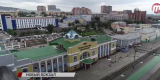 Вокзал открылся после реконструкции в Улан-Удэ