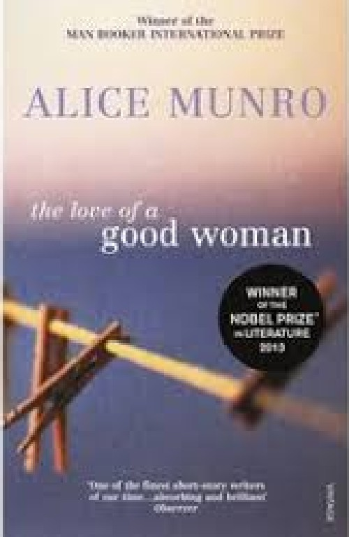 a literary analysis of the short story by alice munro Feminism came into being as a school of literary and cultural study in the 1970's in alice munro short story crow testament analysis.