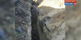 Двое рабочих погибли в Иркутске при ремонте траншеи