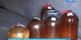 В доме иркутянки нашли 600 литров самогона
