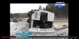 Байкальский тракт: микроавтобус с медиками попал в ДТП, пострадали 13 человек