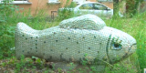 Ангарский мозаика-парк пострадал от рук вандалов