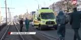 В Улан-Удэ автомобиль вылетел на остановку, погибли два человека