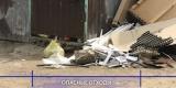 Во дворе жилого дома в Улан-Удэ обнаружены опасные отходы